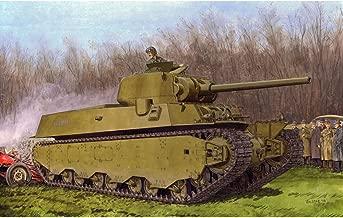 Dragon Models M6A1 Heavy Tank - Black Label Series Kit (1/35 Scale)