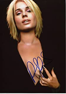 Rebecca Romijn Signed Autograph X-Men Femme Fatale Color 8x10 Photo W COA pj