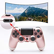 $46 » Pc-Glq Controller for PS4, Wireless Bluetooth Gaming Controller, Gamepad with Touch Pad, High Performance Gamepad for Play...