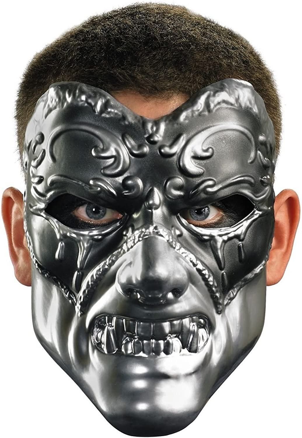 Evil Masquerade Mask Scary Costume Mask Adult Halloween