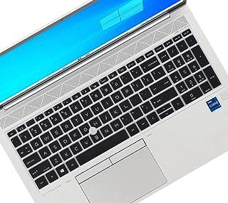 キーボードカバー 15.6インチ HP EliteBook 850 G7 & 850 G8、EliteBook 855 G7 ラップトップ、EliteBook 850 G7& 850 G8、EliteBook 855 G7 ラップトップカバー...