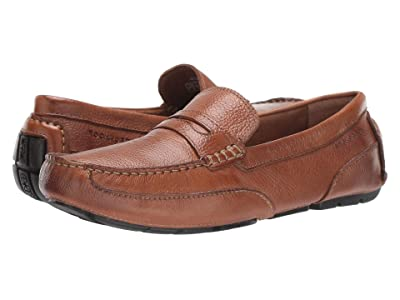 Rockport Oaklawn Park Penny (Tan) Men
