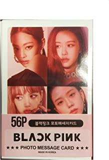 Fancy105 KPOP BlackPink Mini Post Card Photocards (56pcs)