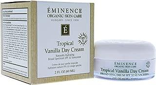 Eminence Tropical Vanilla Day Cream SPF 32, 2 Ounce