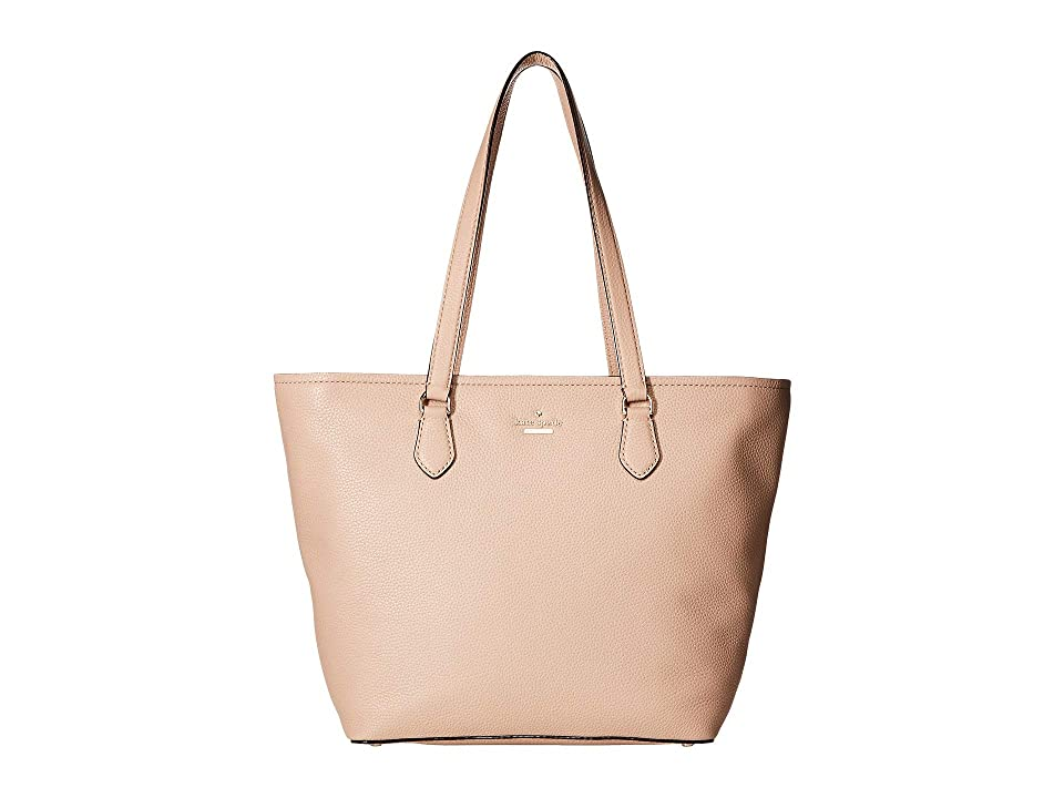 Kate Spade New York Jackson Street Jana (Ginger Tea) Handbags