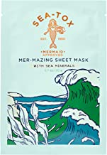 Bath and Body Works SEA-TOX Mer-mazing Face Sheet Mask 0.7 Ounce