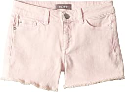 Lucy Cut Off Shorts in Boulevard Pink (Big Kids)