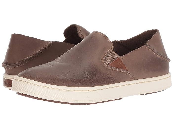 Pehuea Leather  Shoes (Espresso) Women's Shoes