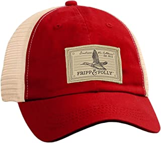 Fripp & Folly Duck Patch Hat 12936