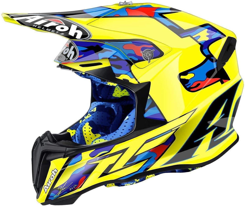 Airoh Twist MX Helmet X Small Tony Cairoli TC16 Replica