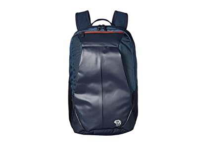 Mountain Hardwear Folsom 19 Backpack (Zinc/Dark Zinc) Backpack Bags