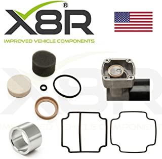 X8R AIR SUSPENSION COMPRESSOR PISTON LINER AND SEAL REBUILD RESTORE KIT APPLICABLE TO LAND ROVER RANGE ROVER CLASSIC/RANGE ROVER P38 / MANY CITROEN & LDV MODELS Part # X8R22