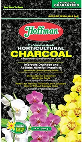 Explore charcoal for plants
