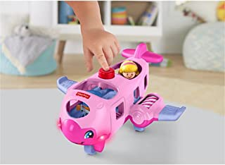 Fisher-Price Little People Travel Together Airplane (Pink)