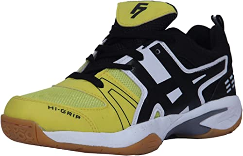 Men s Badminton Shoes Lightweight with Good Cushioning Traction Grip