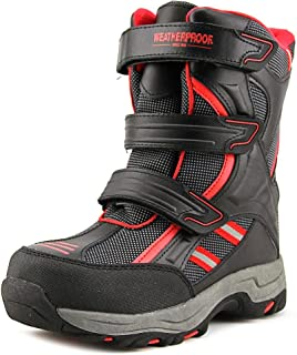 Weatherproof Boys Kody Multi Closure Snow Boot