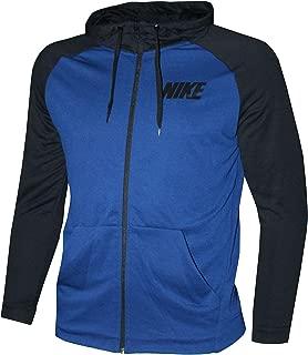 Men's Dri Fit Lightweight Fleece Full Zip Hoodie