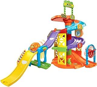 vtech smart wheels spinning spiral tower