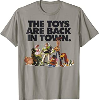 the boys are back in town shirt