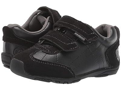 pediped Gehrig Flex (Toddler/Little Kid) (Black) Boys Shoes