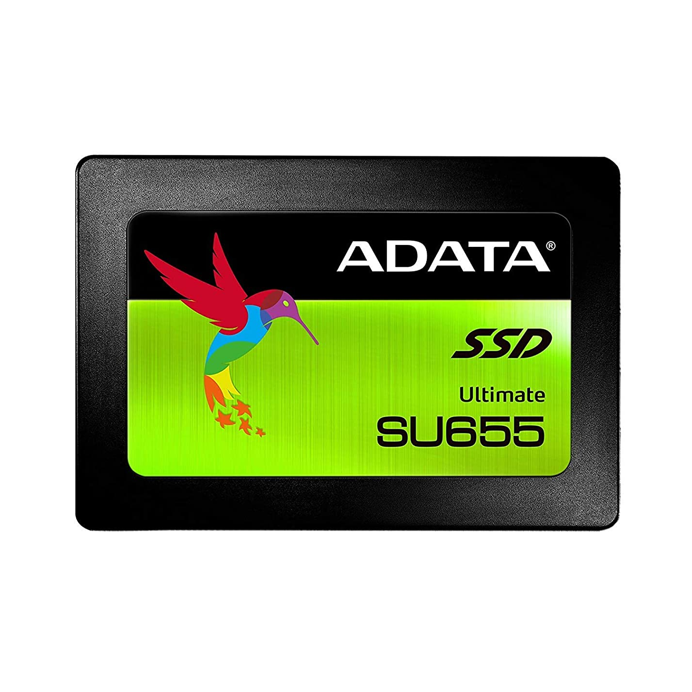 ラビリンス養う人里離れたADATA su655?3d Nand 2.5インチSATA III高速度520?MB/秒の読み取り内部SSD 480 GB ASU655SS-480GT-C