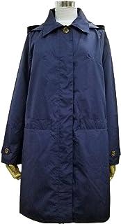 カトレア ステンカラーコート 全2色 全2サイズ レインコート ネイビー M フード着脱式 HRDA11-NVM [正規代理店品]