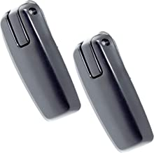 APDTY 112508 Rear Window Glass Hatch Hinge Set Pair Fits 2008-2012 Ford Escape or Mercury Mariner (Replaces Ford 8L8Z-78420A68-C, 8L8Z-78420A68-D)