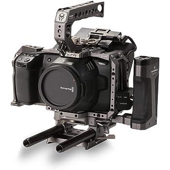 Tiltaing Camera Cage for BMPCC 4K/6K Advanced Kit (Tilta Gray)