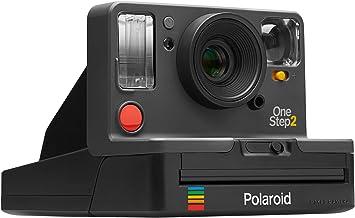 Polaroid OneStep 2 Viewfinder Instant Film Camera 9009, Graphite
