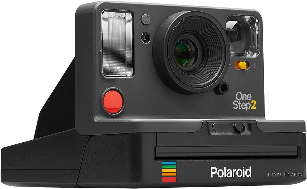 Polaroid Originals - 9009 - Nuevo One Step 2 ViewFinder - Cámaras Instantáneas i-Type - Negro