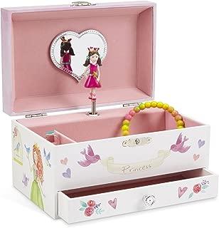 fairy princess musical jewelry box