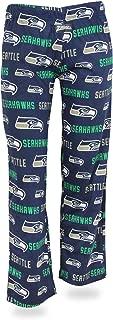 Zubaz Women's Officially Licensed NFL Print Team Logo Comfy Pants