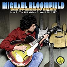 michael bloomfield san francisco nights