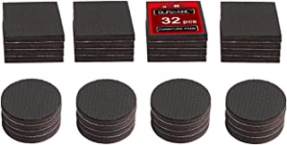 Non Slip Furniture Pads Premium Self-Adhesive Anti Skid Furniture Grippers Rubber Feet Pads Couch Stoppers Furniture Feet ...