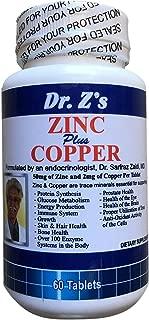 Best zinc and copper vitamins benefits Reviews