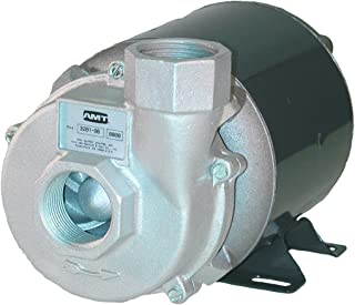 AMT Pump 3201-96 General Purpose Laundry Tray Pump, Aluminum, 1/4 HP, 1 Phase, 115V, 1-1/4