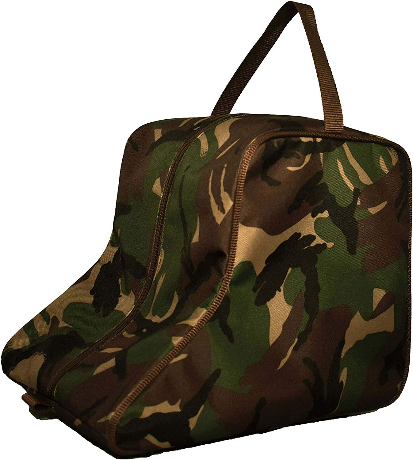 Wine Size 12 Concept Covers Walking Hiking Boot Bag Storage Carrier Height 30cm Made in Britain
