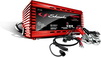 Schumacher SP1296 6/12V Fully Automatic Battery Charger and 2A Maintainer