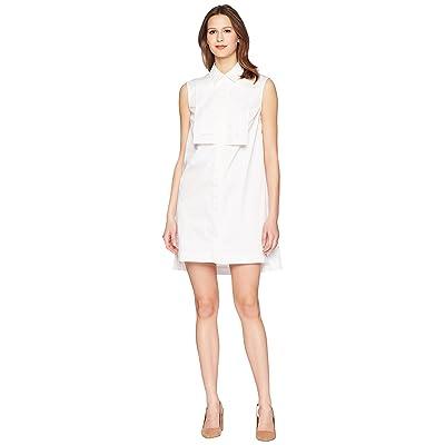 ZAC Zac Posen Grant Dress (White) Women