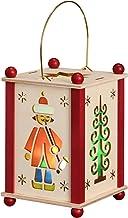 Seiffener Volkskunst Lantern Kit with LED-Lights, Original Erzgebirge by Seiffener Volkskunst