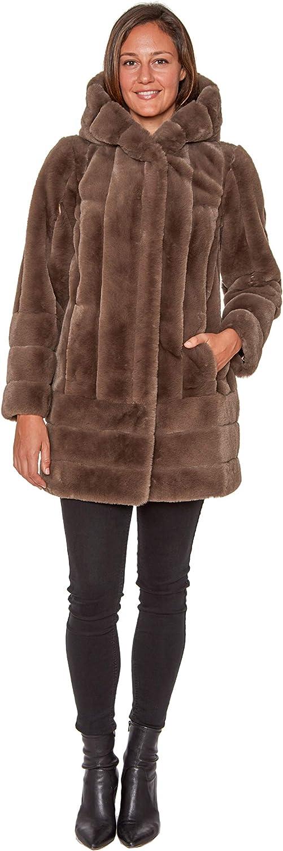 Nippon regular agency Jones New York Women's Cozy Discount is also underway Winter Warm Coat Fashion