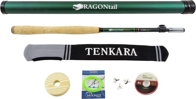 DRAGONtail Tenkara Hydra zx390 Fishing Rod Max 56% OFF Indefinitely Fly