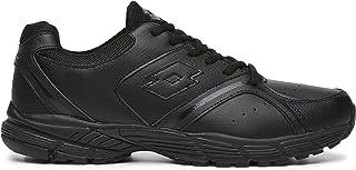 Lotto Multi-Trainer Men's Running Shoes, Black, 9 US