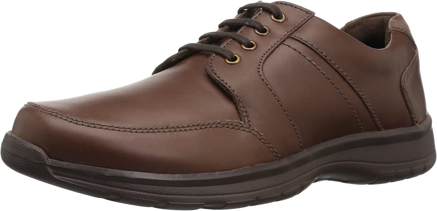 Hush Puppies Hommes's Leader Henson Oxford, lumière marron, 9 M US