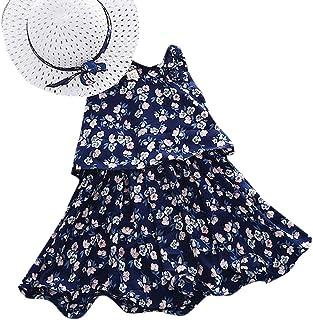 Hopscotch Girls' Midi Dress