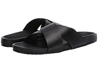 Seychelles Lighthearted (Black Leather) Women