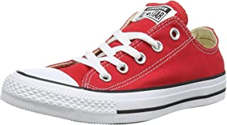 Converse Ctas Core Ox : Red, Women's Sneakers, Red (Red)