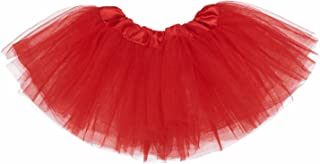 Baby 5-Layer Ballerina Tulle Tutu (0-3 mo.)