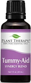 Plant Therapy Tummy Aid Synergy Essential Oil Blend. 100% Pure, Undiluted, Therapeutic Grade. Blend of: Dill Weed and Swee...