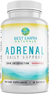 Adrenal Support Supplement Cortisol Manager with Ashwagandha and More for Adrenal Health
